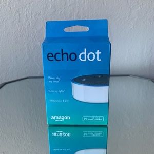 Echo Dot 2nd Generation NWT